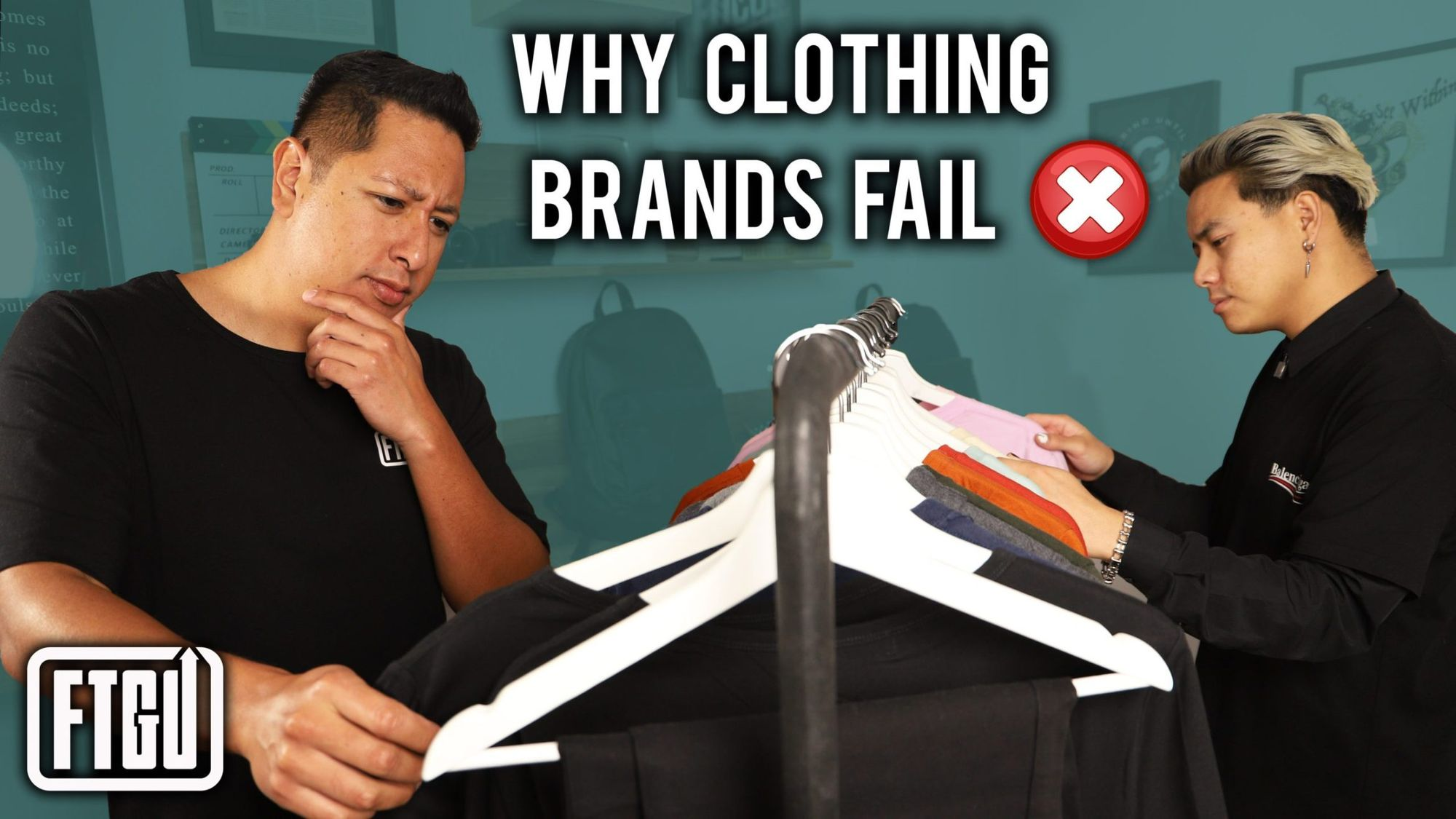 From the Ground Up - Your Clothing Brand Will Fail UNLESS You Do THIS