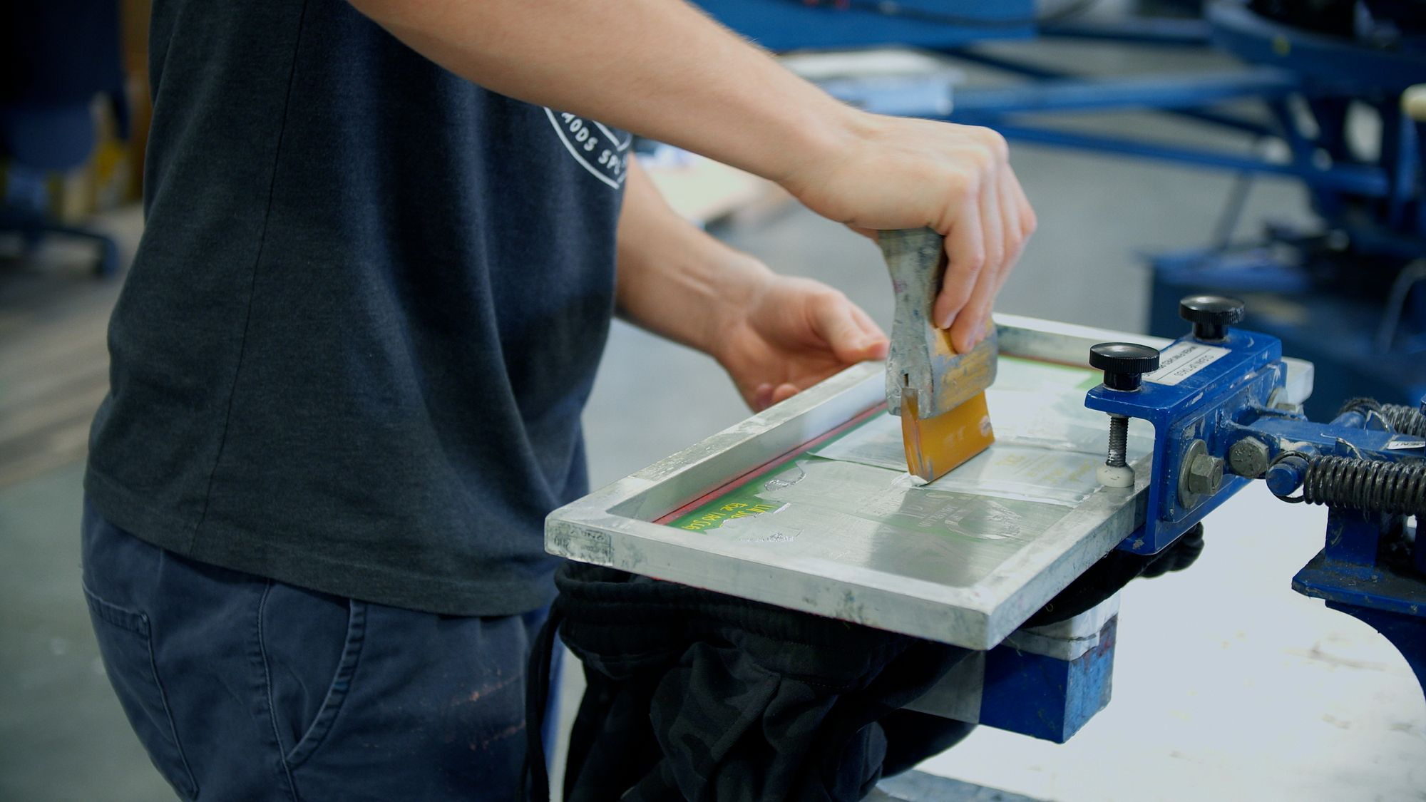 From the Ground Up - How to Get Started Screen Printing Your Apparel