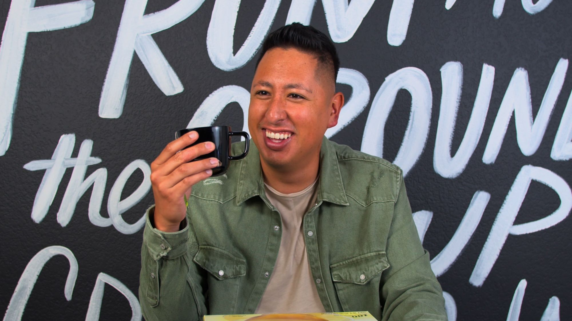 From the Ground Up - 10 Things John Santos Can't Live Without | Entrepreneur Edition