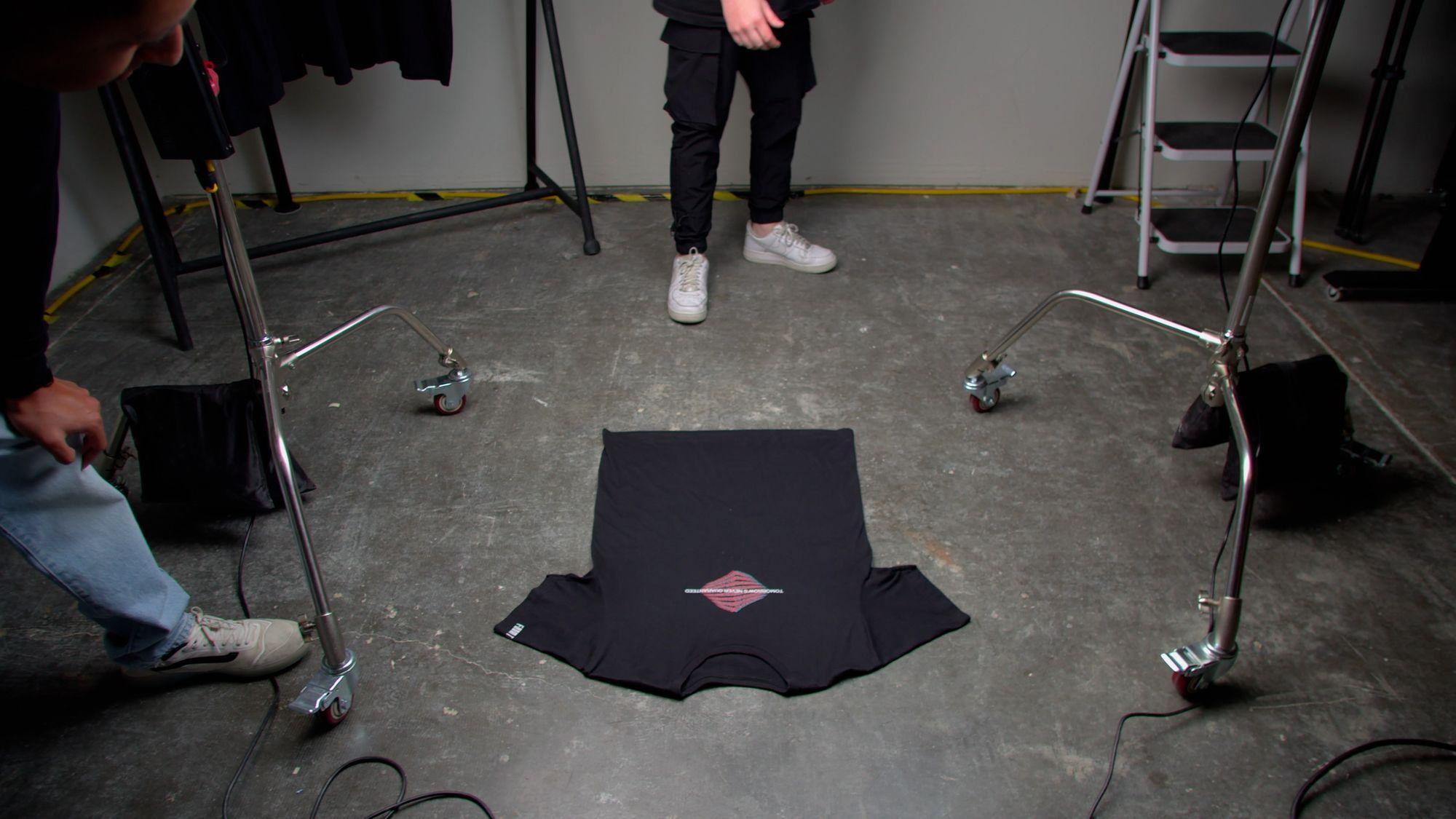 Image of Flat Lay Photography Method